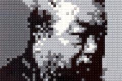 Image de couverture : Portrait de Ai Weiwei, LEGO en plastique, panneau unique, 2014, courtesy FOR-SITE Foundation, San Francisco.