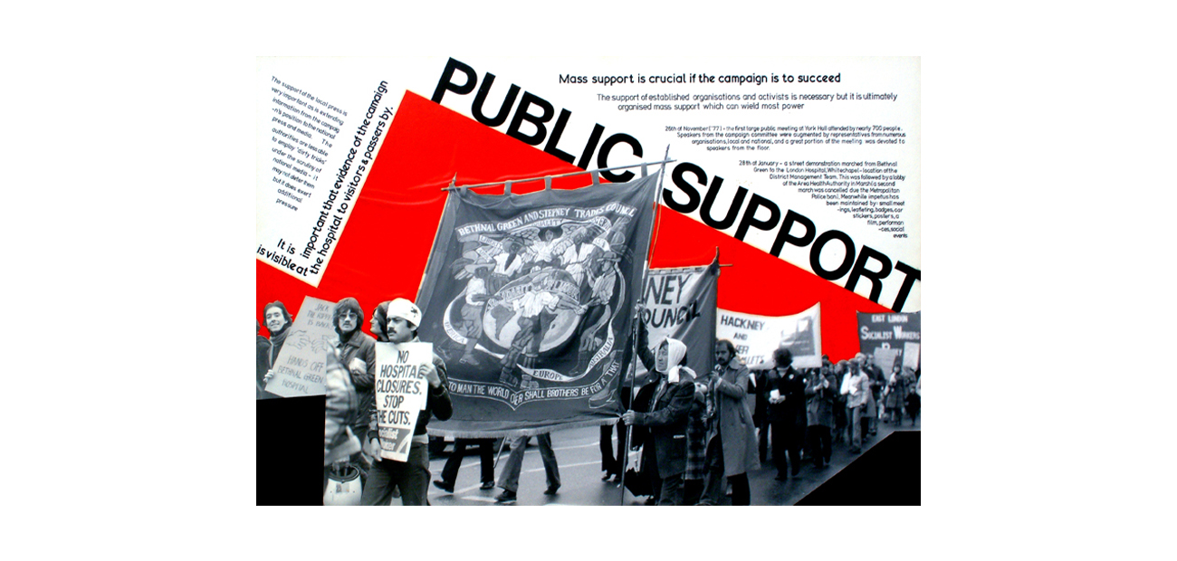 Art as Activism, interview with Peter Dunn and Loraine Leeson by Julie