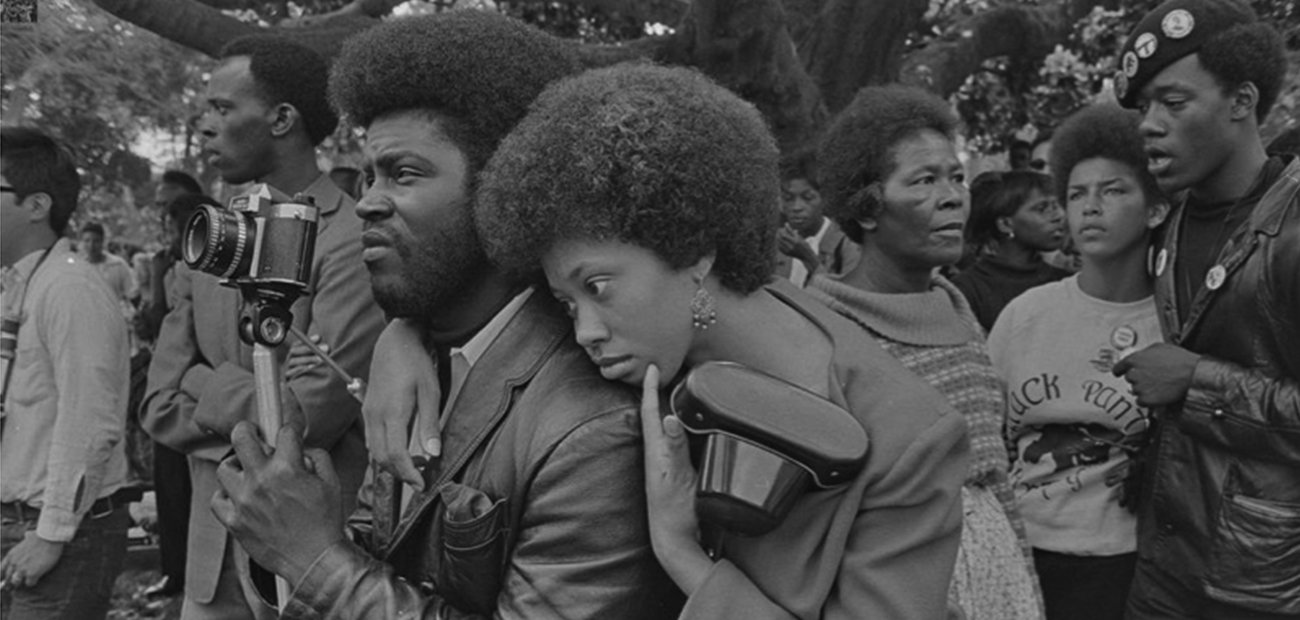 The artistic legacy of the Black Panther Party in the San Francisco Ba