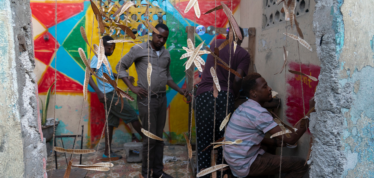 Ghetto Biennale: Chronicle of a Revolt Foretold by Sandra Delacourt sw