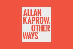 Allan Kaprow, Other Ways