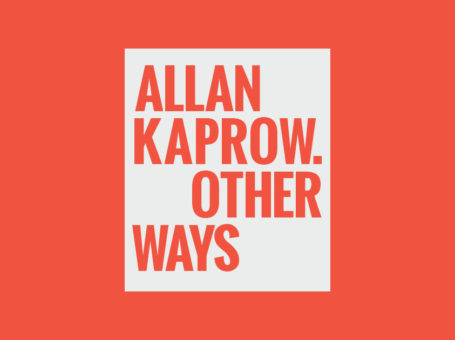 Allan Kaprow & Herbert Kohl, Other ways project by Géraldine Gou