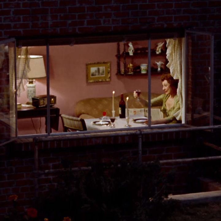 Fenêtre sur cour, Alfred Hitchcock, 1954