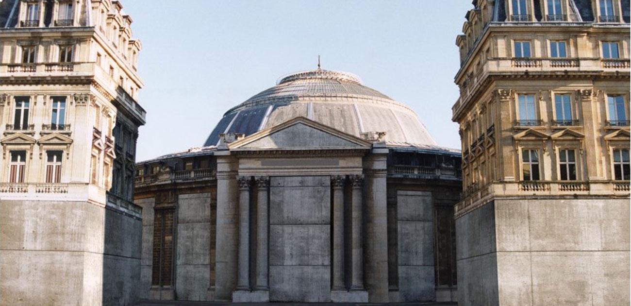 Ecran total par Luc Clément Nicolas Moulin, Vider Paris, série photo