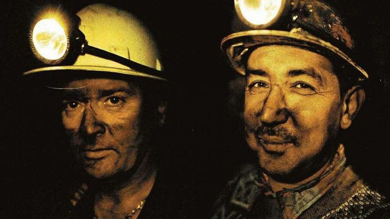 Mineurs italiens en Belgique